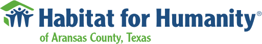 Aransas County Habitat For Humanity Logo